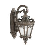 Elstead Tournai KL/TOURNAI2/M Medium Wall Lantern